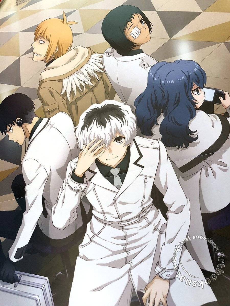 Tokyo Ghoul: Re New