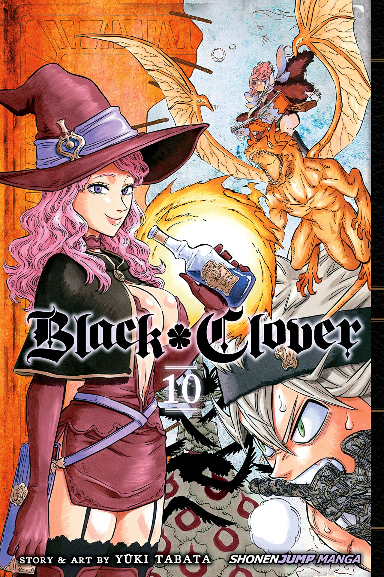 Black Clover (Mega Team) Chap 187