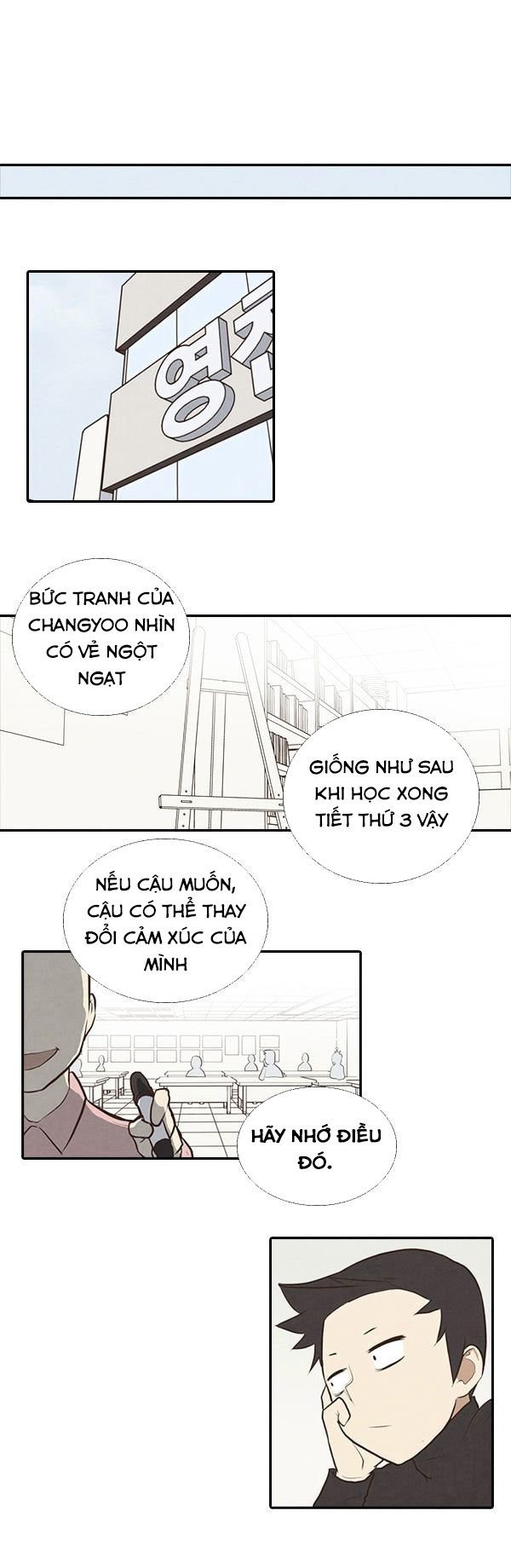 How To Open A Triangular Riceball Chap 8 Trang 13