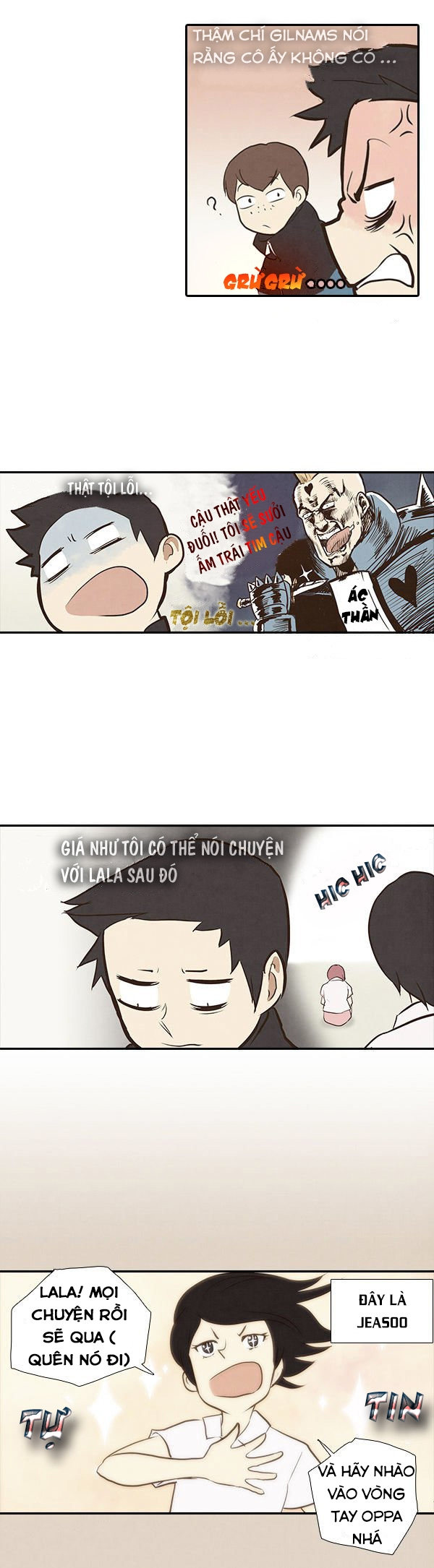 How To Open A Triangular Riceball Chap 8 Trang 20