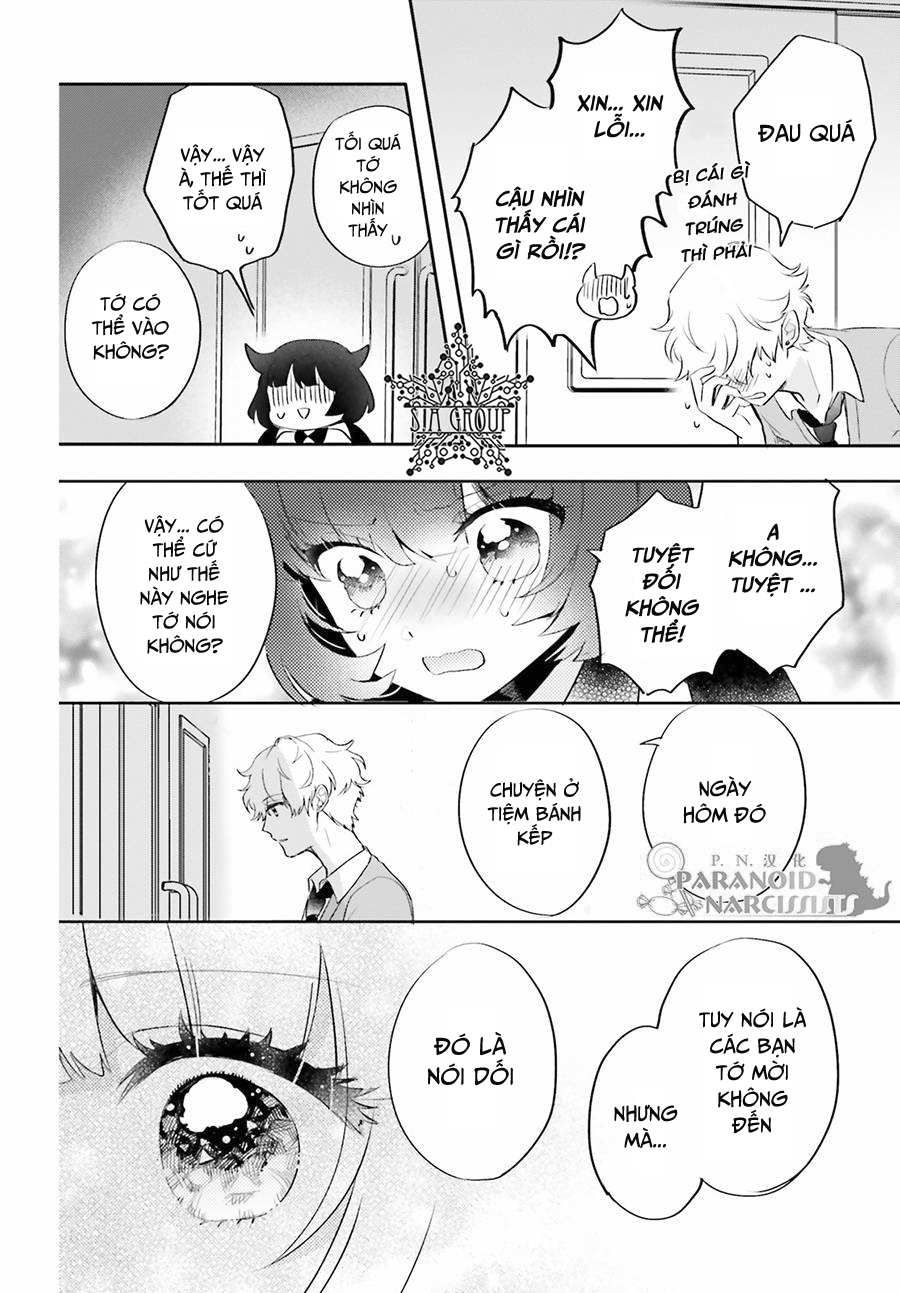 Otome Monster Caramelize Chap 4 Trang 23