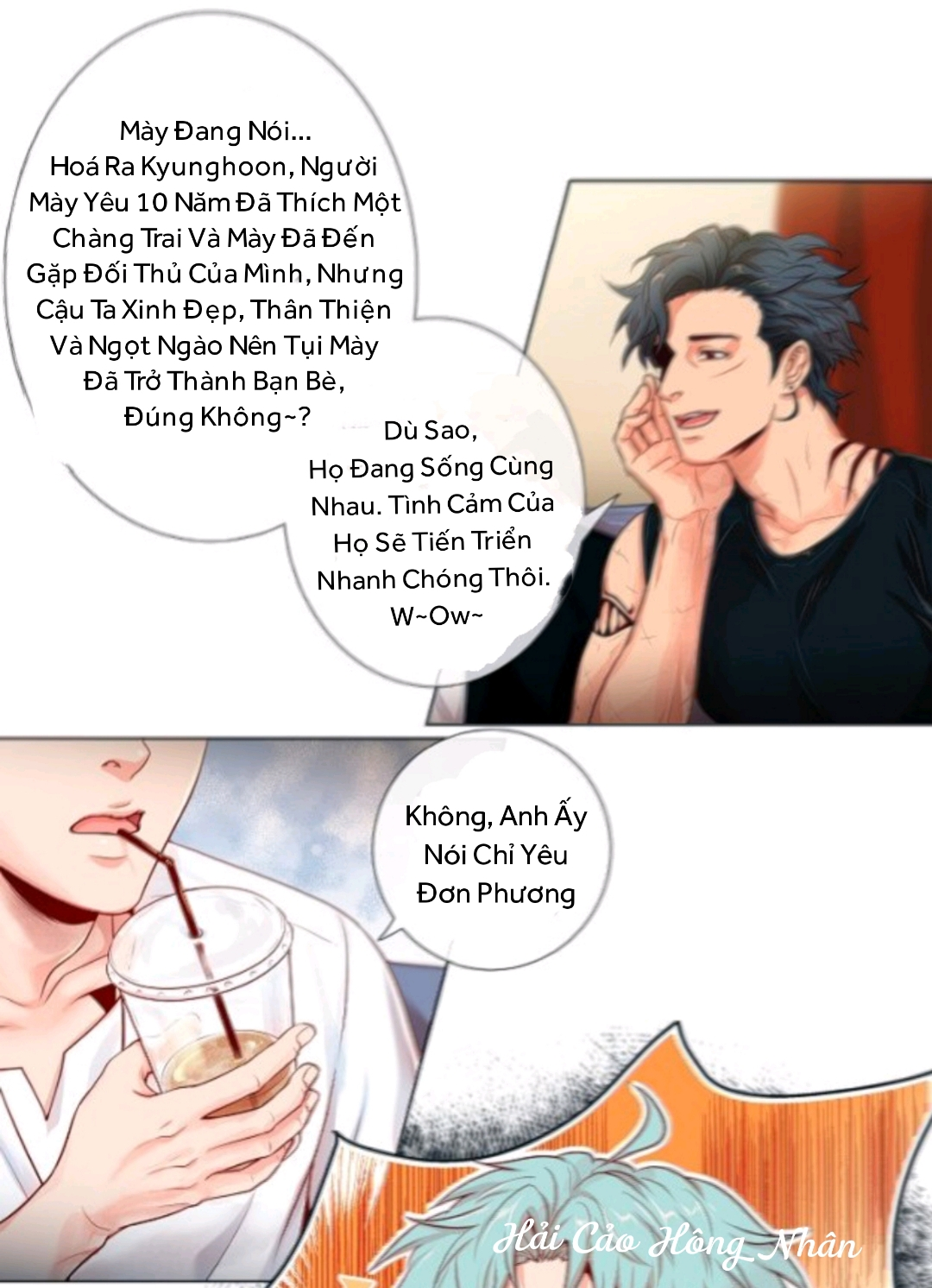 Biting The Tiger Chap 3 Trang 22