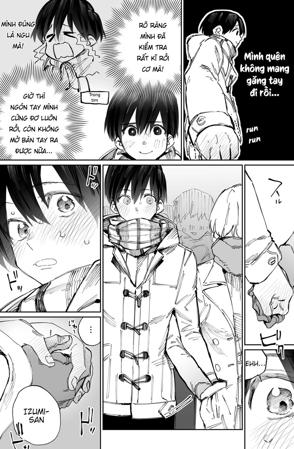 That Girl Is Not Just Cute Chap 7 Trang 5