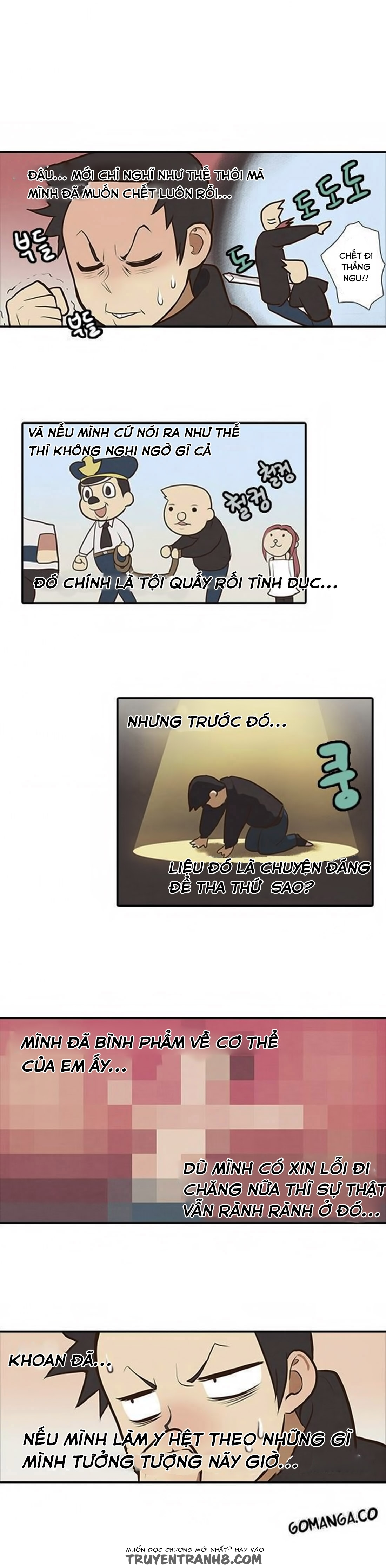 How To Open A Triangular Riceball Chap 9 Trang 15