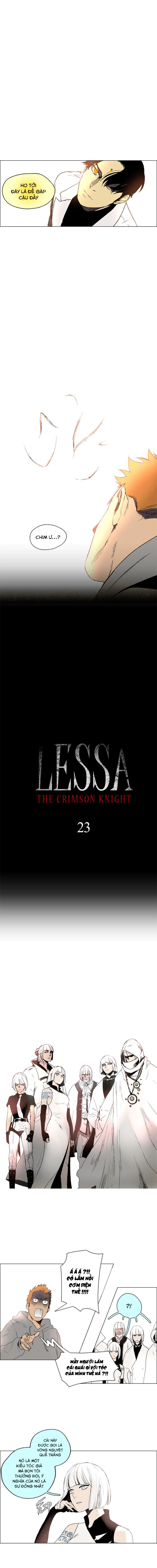 Lessa 2: The Crimson Knight Chap 23 Trang 1