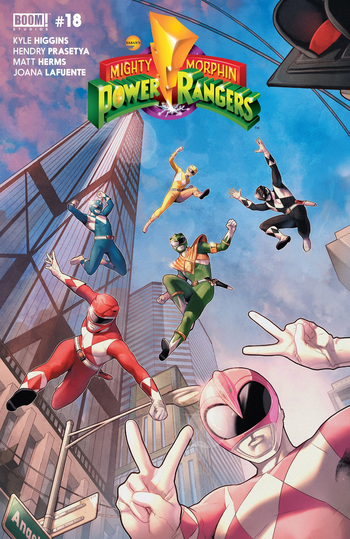 Mighty Morphin Power Rangers Chap 18 Trang 1