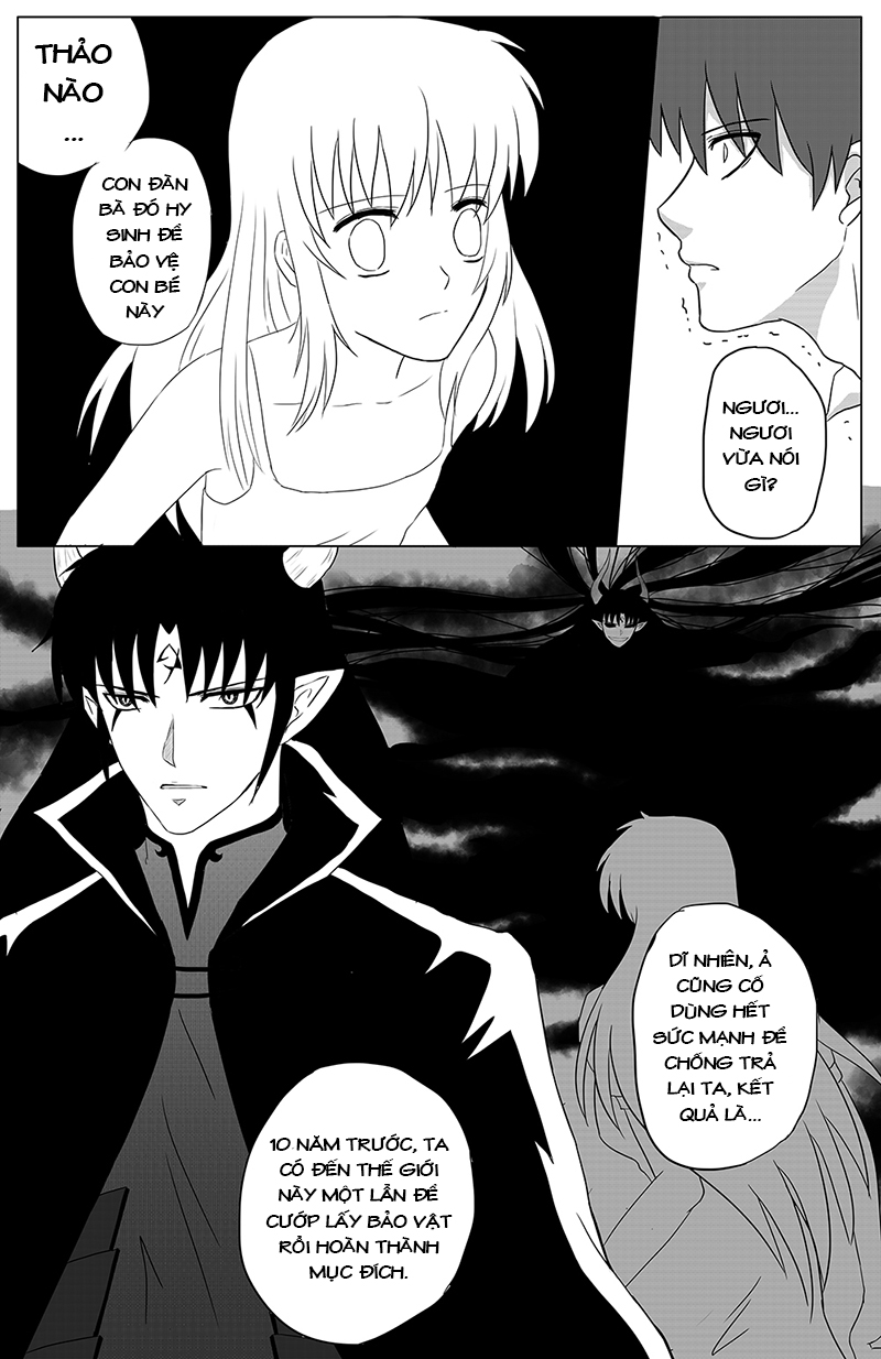 The Red Claw Chap 2 Trang 11