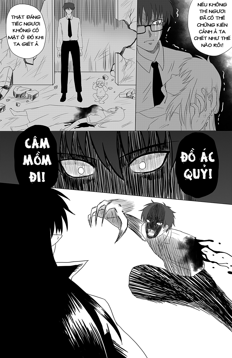 The Red Claw Chap 2 Trang 15